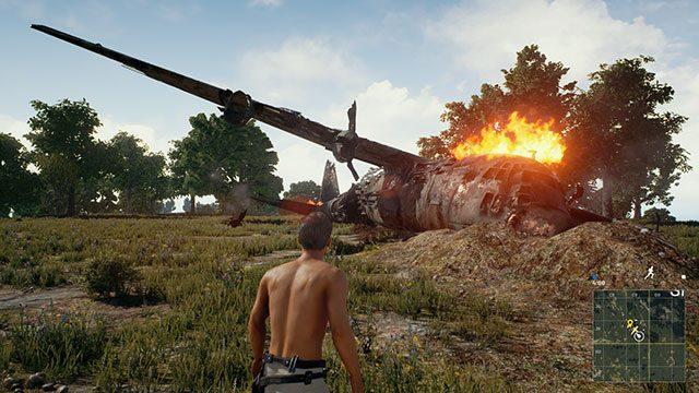 PlayerUnknown's Battlegrounds Survival
