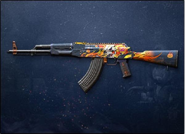 Halloween Weapon: Hellfire – AKM