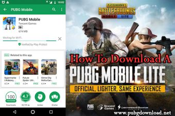 How To Download A PUBG Mobile Lite