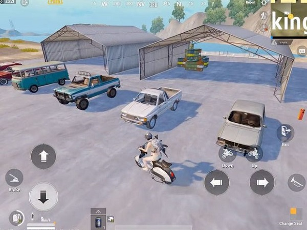 Rony Pickup Truck