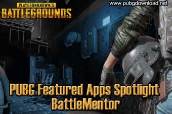 PUBG Featured Apps Spotlight: BattleMentor