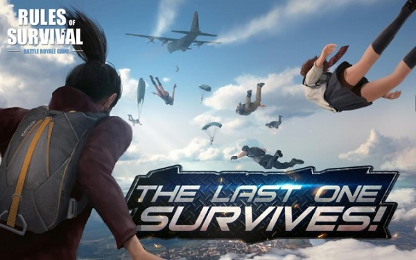 Rules of Survival – ROS