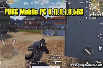 PUBG Mobile PC 0.11.0.1.0.568