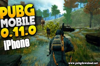 PUBG Mobile iPhone 0.11.0