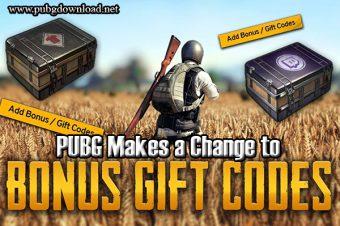 Bonus/Gift Code Policy