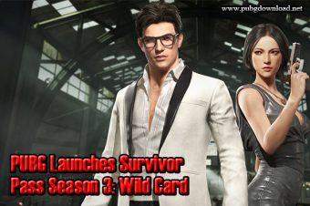 PUBG Launches Survivor Pass Season 3: Wild Card