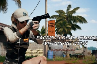 Faceit Global Summit With PUBG Items