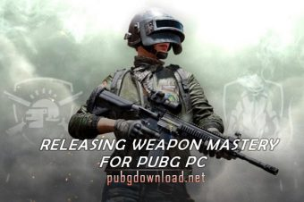 Releasing Weapon Mastery for PUBG PC
