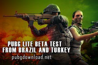 PUBG Lite Beta Test