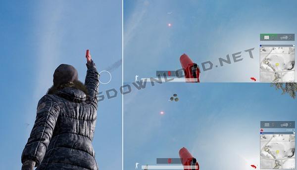Flare Gun UI Improvement