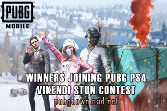 The List of Winners Joining PUBG PS4 Vikendi Stun Contest