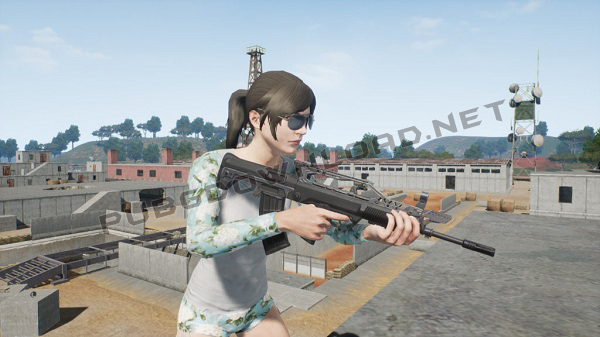 Weapons in PUBG Lite: New Patch Note