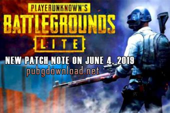 PUBG Lite: New Patch Note On June 4, 2019