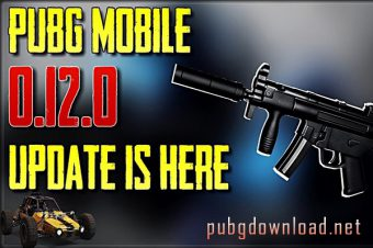 Download PUBG Mobile 0.12 Update
