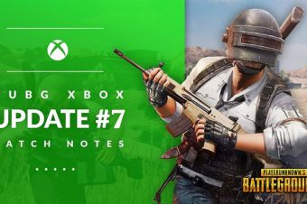 PUBG Xbox: Update #7 Patch Notes