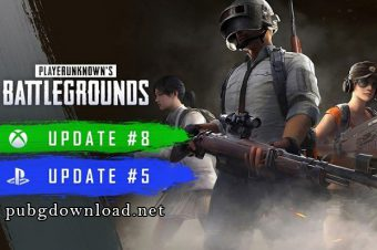 PUBG PS4 Patch Notes Update #5