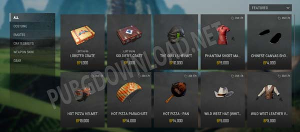 Purchase High-Tier Items at the BP Shop