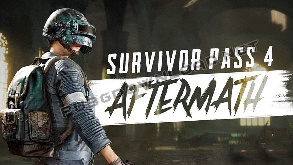 PUBG Survivor Pass 4: Aftermath