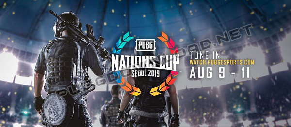 PUBG Nations Cup 2019: Champion