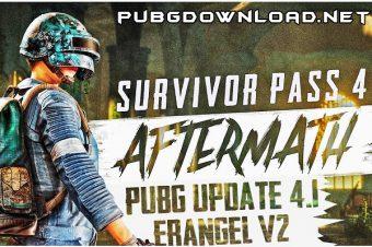 PUBG PC Update 4.1