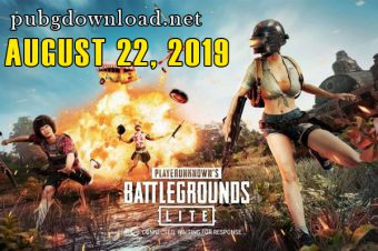 PUBG Lite: Terms of Service Effective August 22, 2019