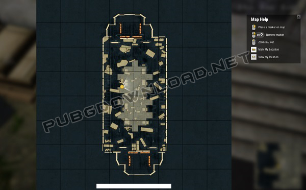 Map: Bodie