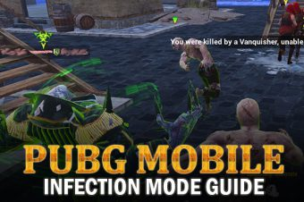 PUBG Mobile Infection Mode Guide: Tips And Tricks To Win