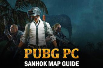 PUBG PC: Sanhok Map