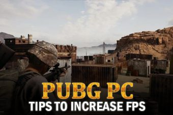 FPS In PUBG PC