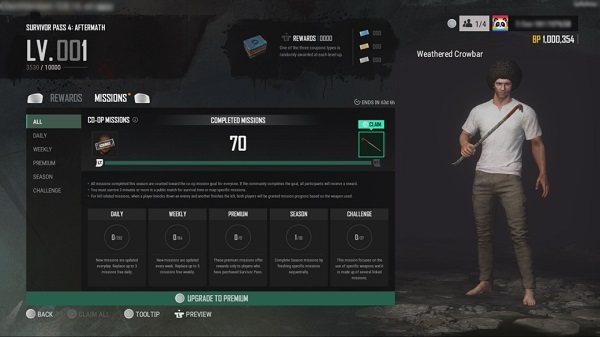 Cooperative Mission System