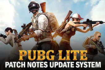 PUBG Lite Patch Notes: Updates