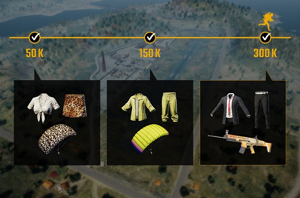 How to involve in PUBG LITE Open Beta Expansion