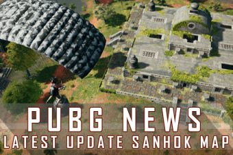 Sanhok Map With All Latest Updates In PUBG Game