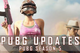 PUBG Season 5 Update Is Out Now With New Changes And Upgrades