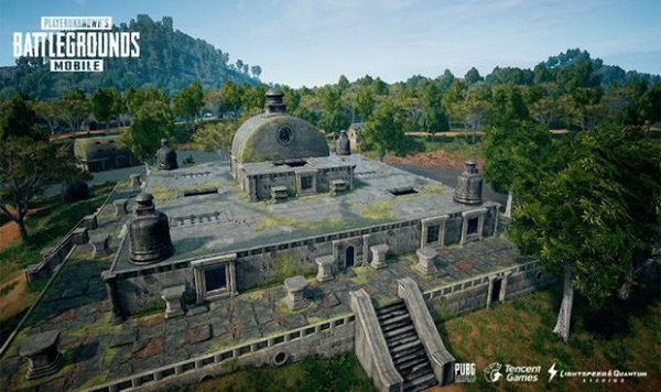 Some Info About PUBG Sanhok Map