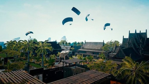 PUBG Sanhok Map Will Fit Tournaments?
