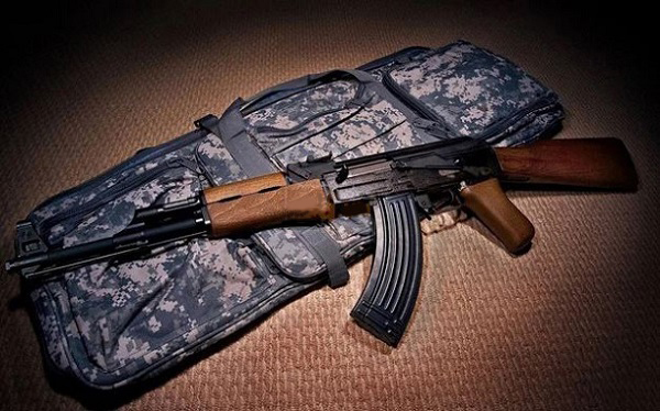 AKM is the AK- 47 in real life