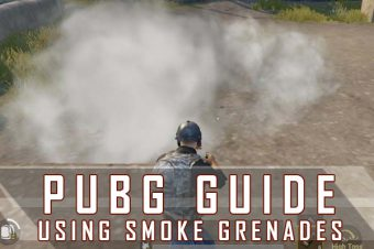 PUBG Guide: Tips And Tricks For Using Smoke Grenades Wisely