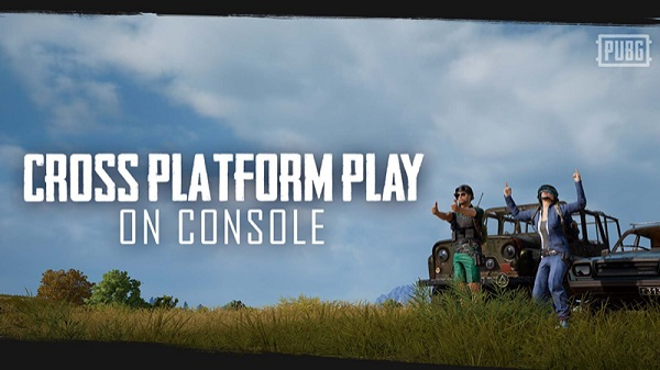 PUBG Cross-Play Available for PS4 and Xbox One!
