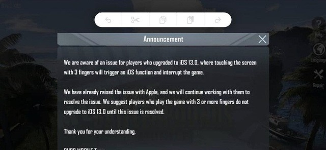 Reason Why Fortnite or PUBG Players Should Not Update