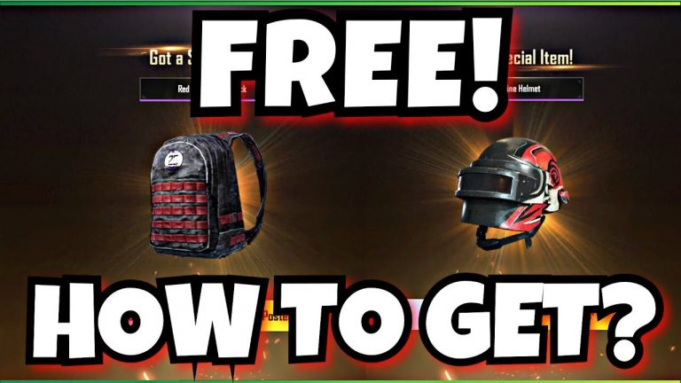 How to get item free