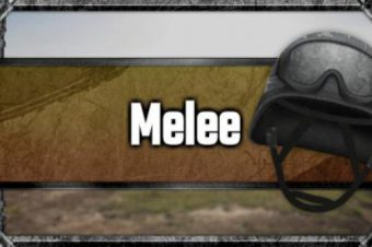 Melee Weapons In PUBG Game