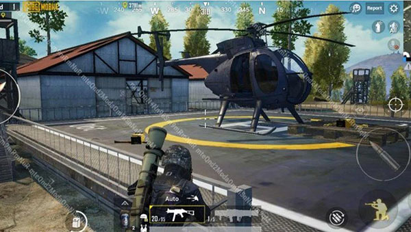 PUBG Mobile Update EvoGround