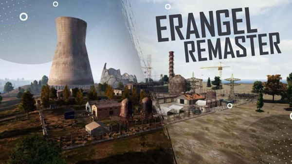 Map Erangel 2.0 for PUBG Mobile 2020