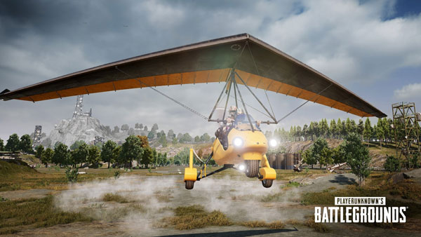 New Vehicle: Motor Glider