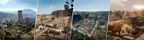 Matchmaking in PUBG PC game