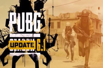 PUBG Update 6.1 - Patch Notes