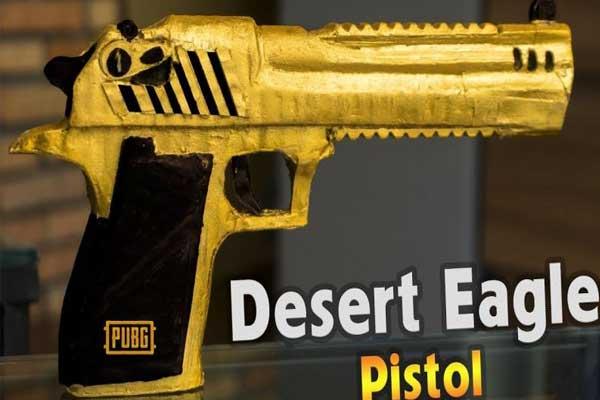 Desert Eagle has become the best pistol so far in PUBG Mobile