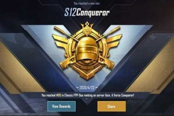 How To Push Your Rank To Conqueror Tier In PUBG Mobile Season 14