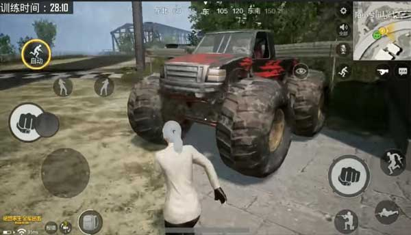 How to use PUBG Mobile: Monster Truck